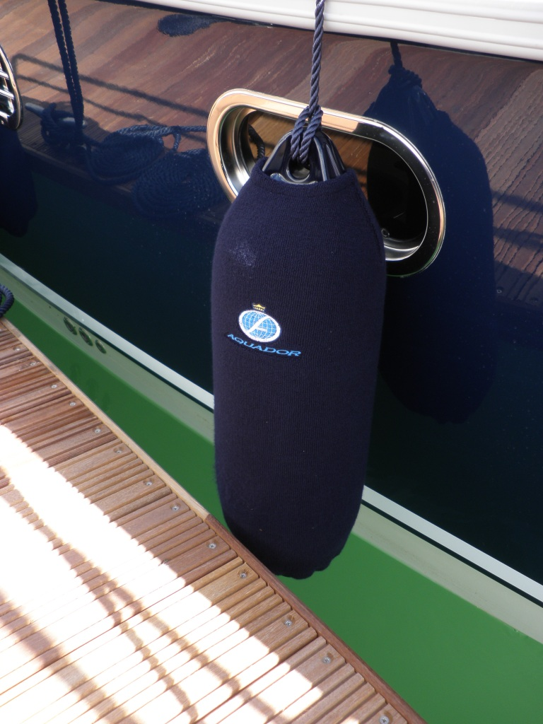 how to make boat fender boards