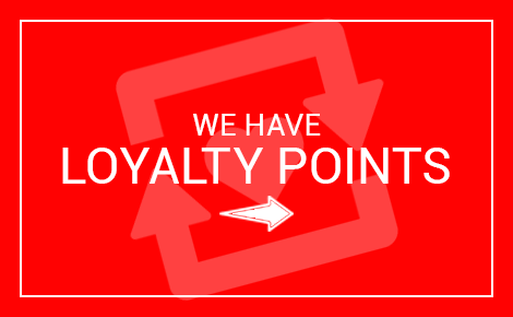 loyalty points promo